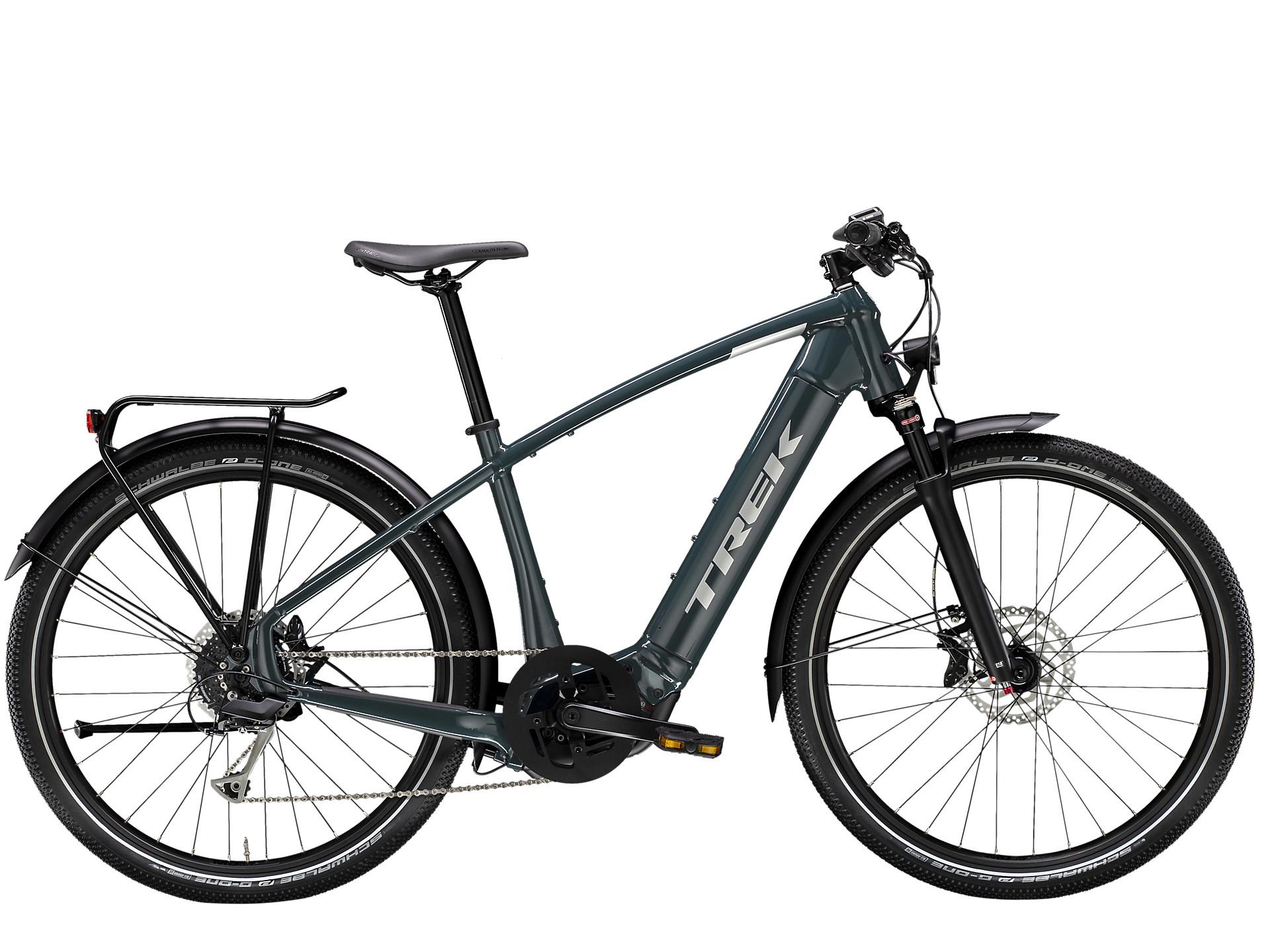 High performance, class 3 electric commuter bike Trek Allant+ 7S