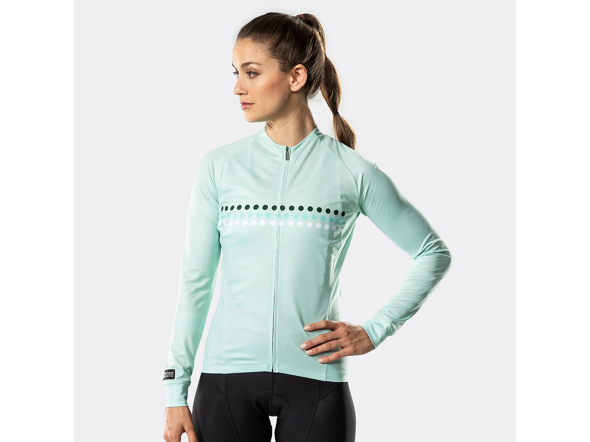 Bontrager Circuit Women s Long Sleeve Cycling Jersey b3fd4ef8b