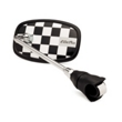 Electra Checkerboard Cruiser Handlebar Mirror