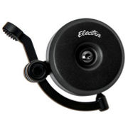 Electra Anodized Black Linear Bell