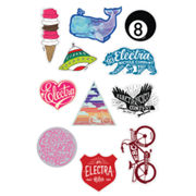 Electra Sticker Pack