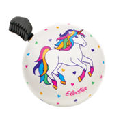 Electra Unicorn Domed Ringer Bell
