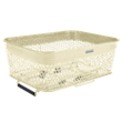 Electra QR Low Profile Basket - Cream
