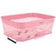 Electra QR Low Profile Basket - Light Pink