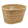 Light Brown Plastic Woven Basket Headset Mount