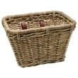 Kubu Grey Rattan Rectangular Basket