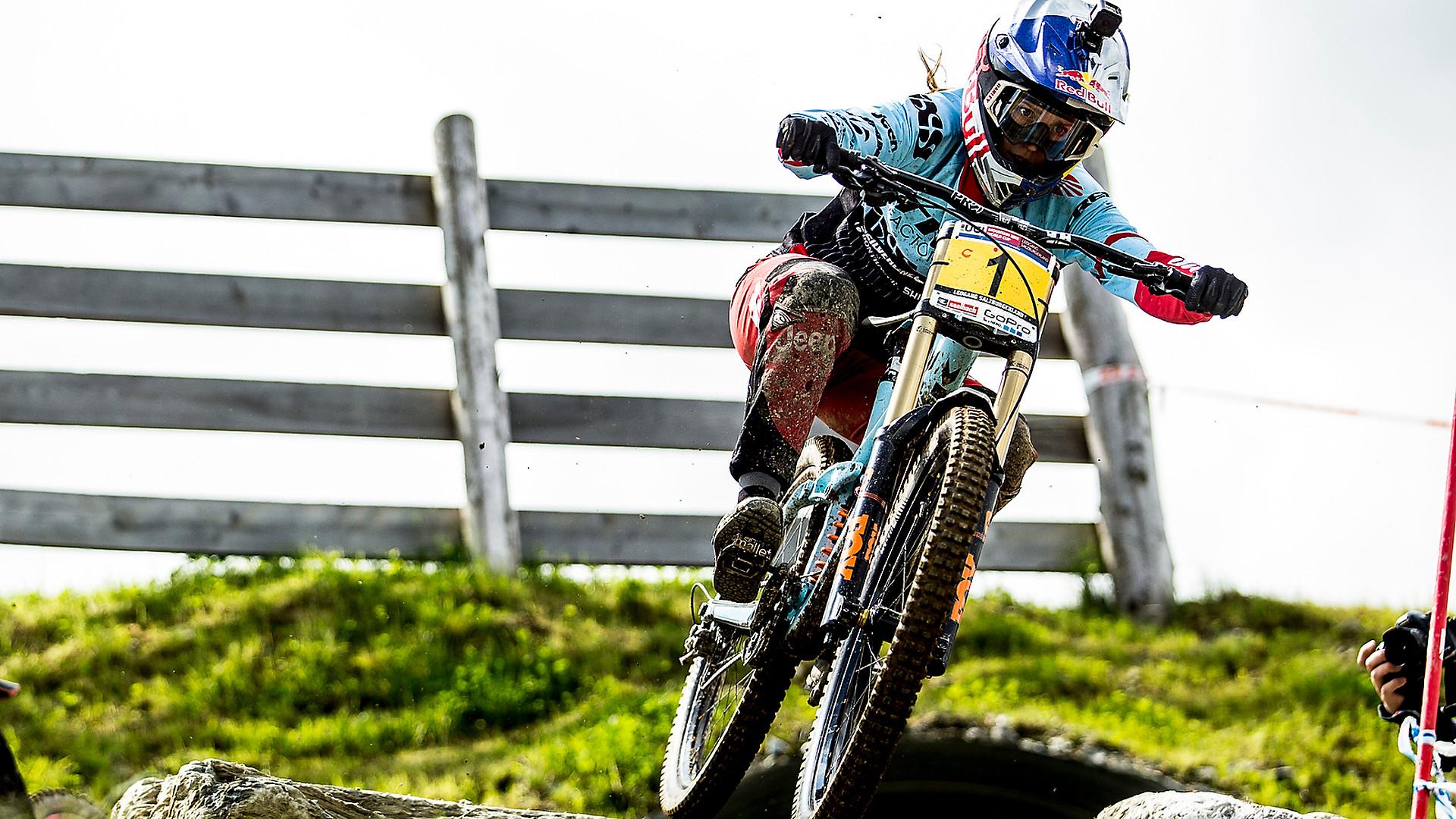 4179d3f39df A champion's pedigree - Rachel Atherton | Trek Bikes