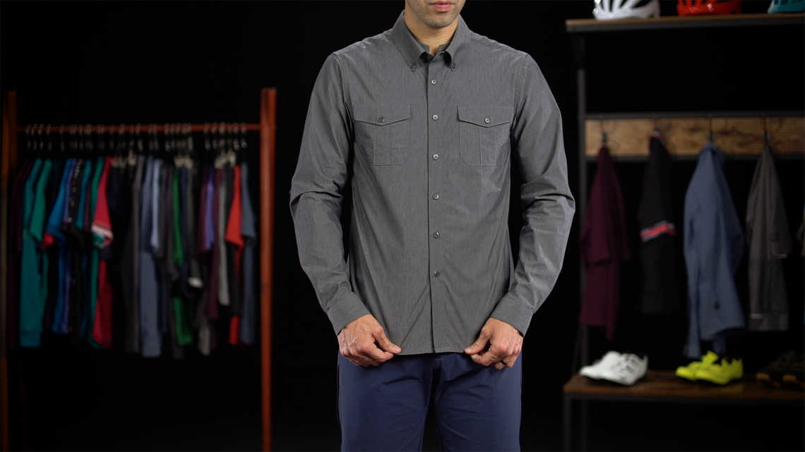 Adventure Chambray Shirt Product Overview