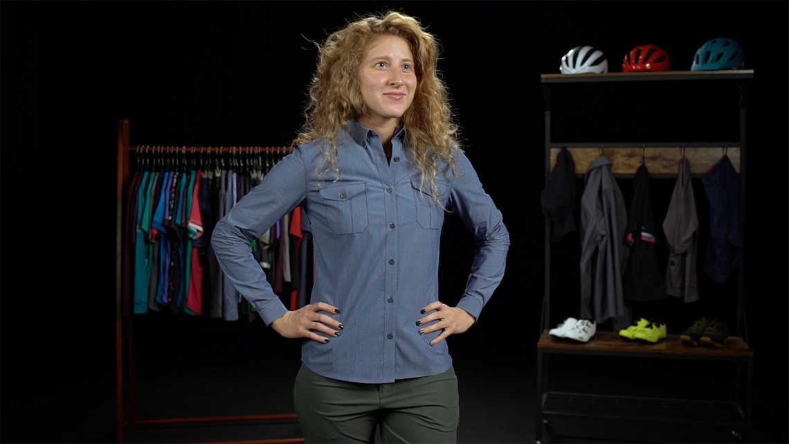 Adventure Women's Chambray Shirt Product Overview
