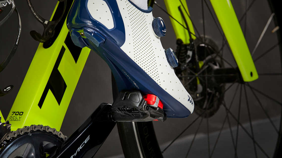 Compatible with Look Cycle's KÉO® cleats