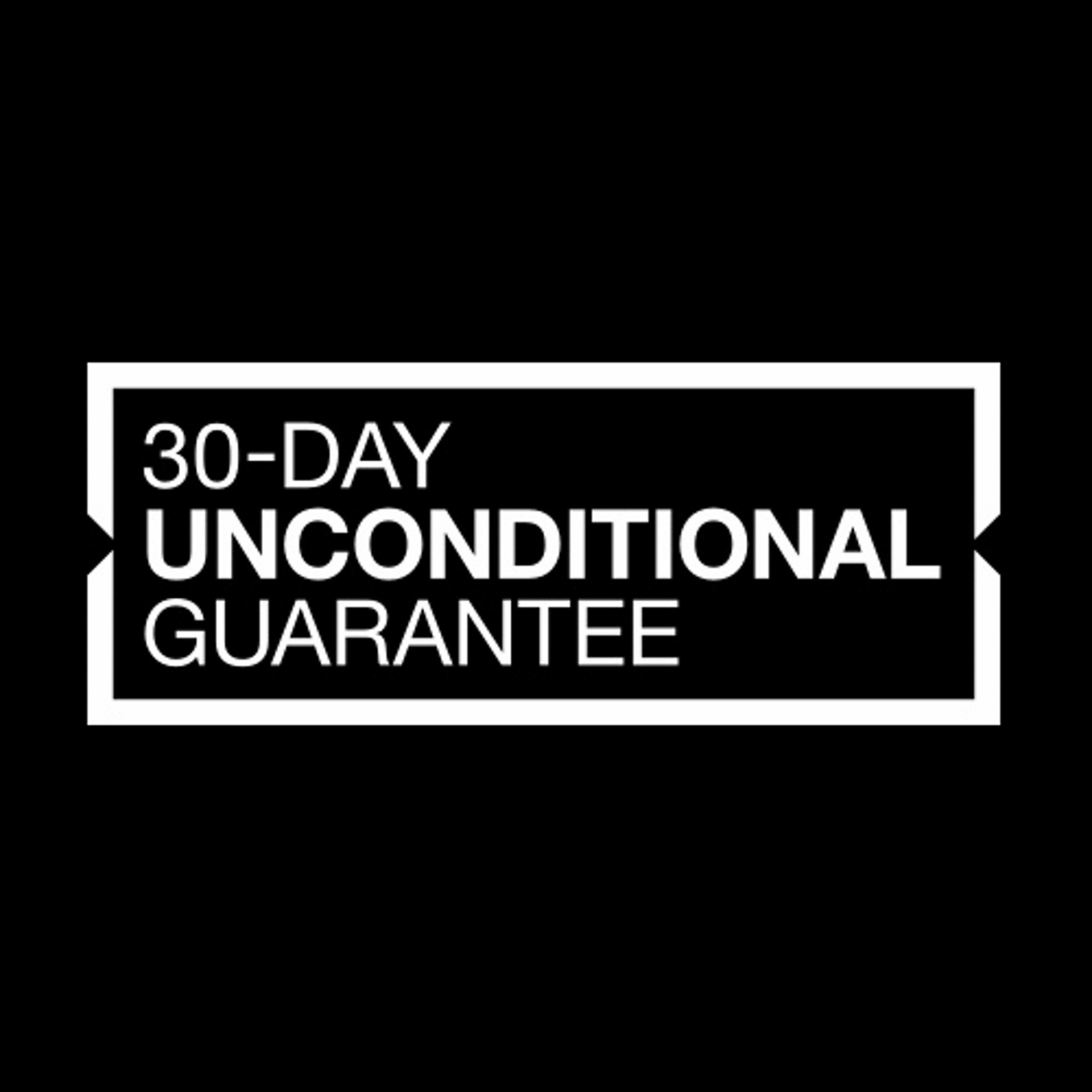 Unconditional Bontrager Guarantee
