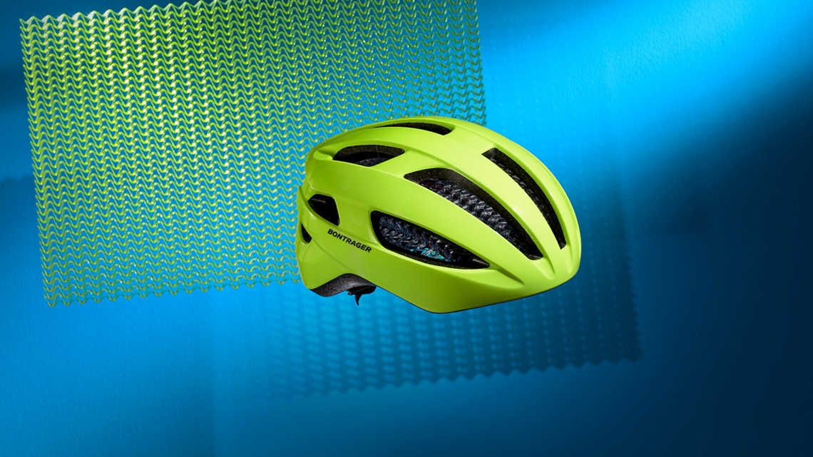 Kask rowerowy Starvos WaveCel