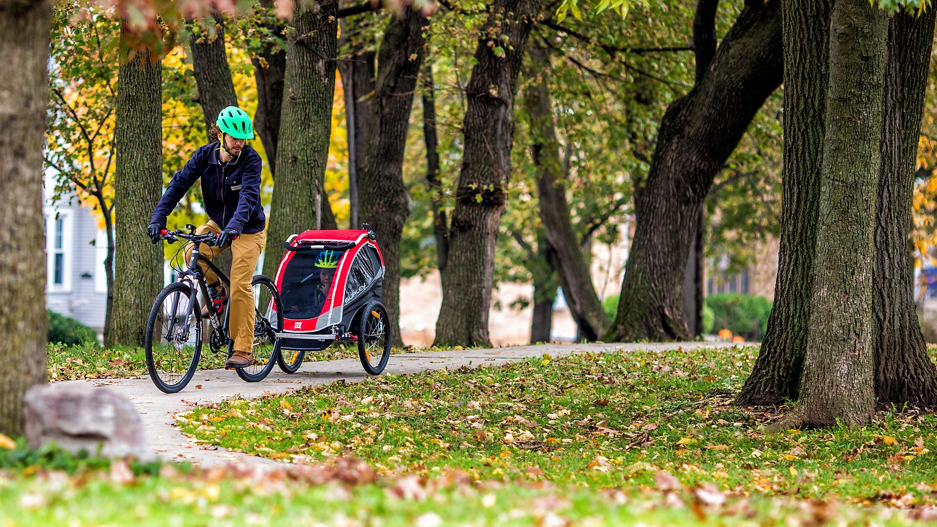 Bike trailers | Trek Bikes