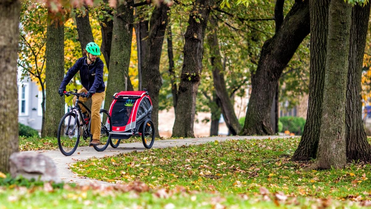 Bike Trailers Trek Bikes