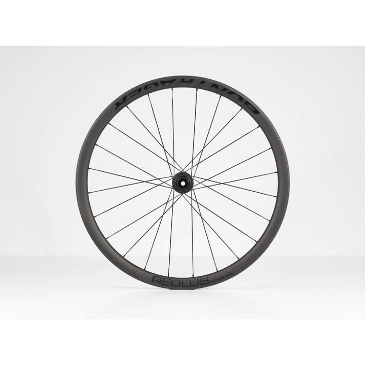 Wheel Rear Bontrager Aeolus Elite 35 Disc TLR 700 24H Black - 599070