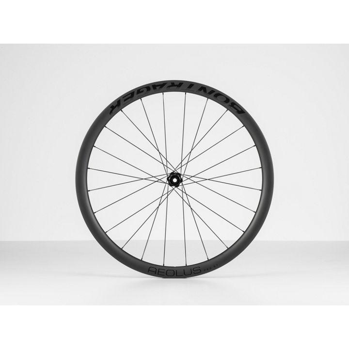 Wheel Rear Bontrager Aeolus Pro 37Disc TLR 142 700 24H Black - 599062