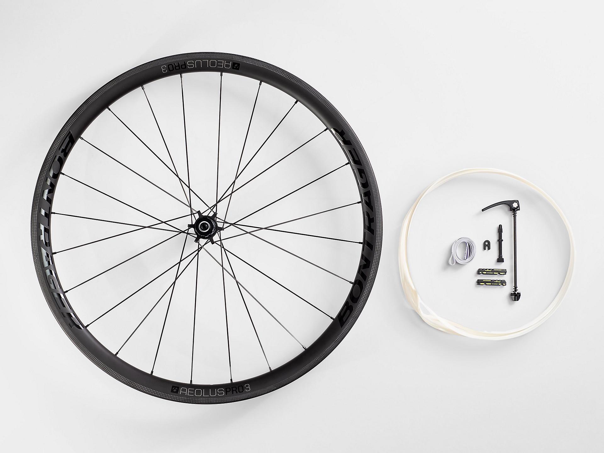 Koło szosowe Bontrager Aeolus Pro 3 TLR | Trek Bikes (PL)