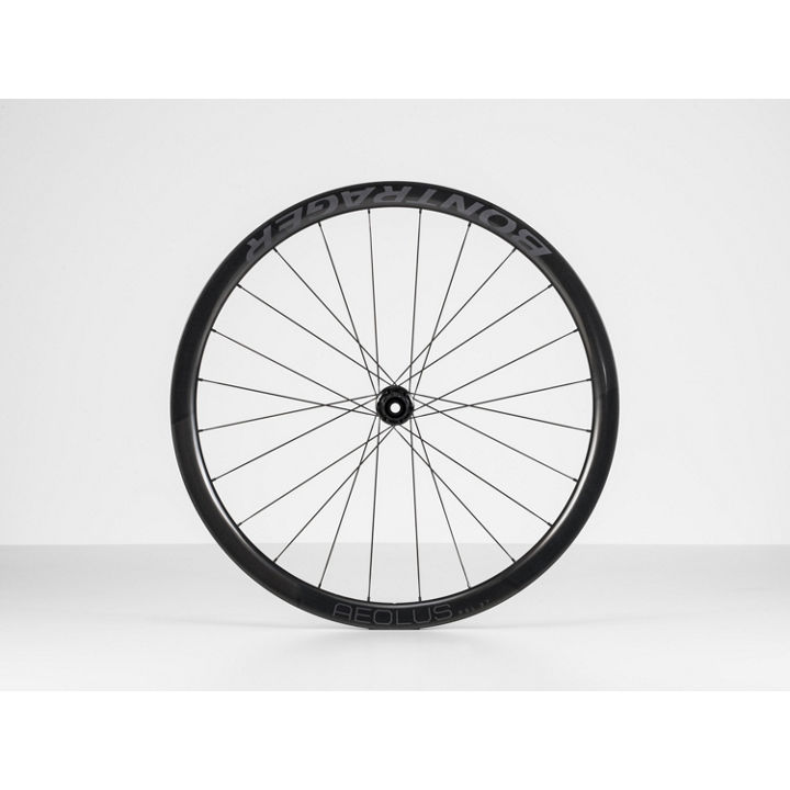 Wheel Rear Bontrager Aeolus RSL 37 TLR Disc Shim11 Black - 599064
