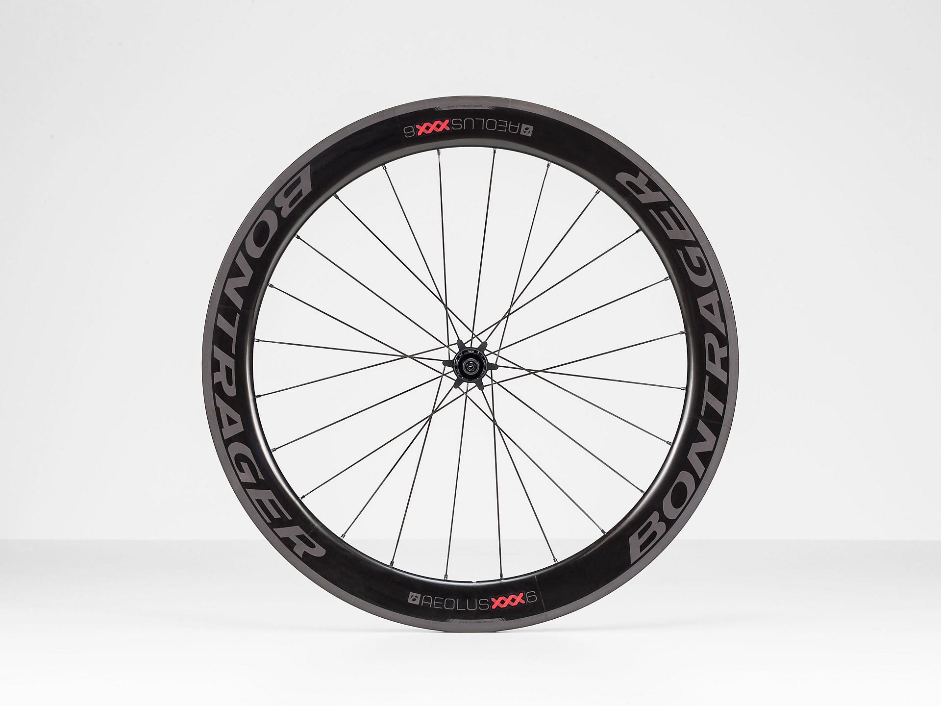 Bontrager Aeolus XXX 6 Tubular Road bike Wheel