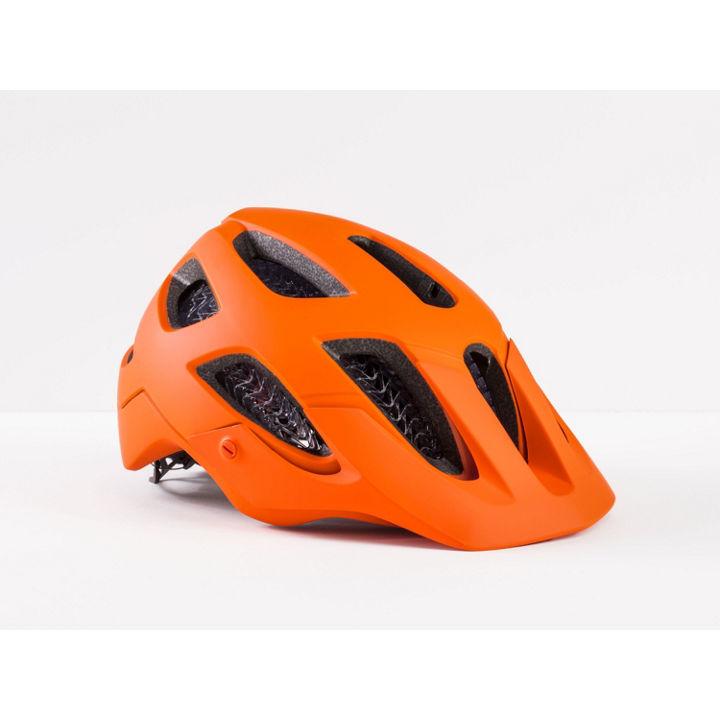 ヘルメット Bontrager Blaze WaveCel Medium Roarange CPSC - 576555