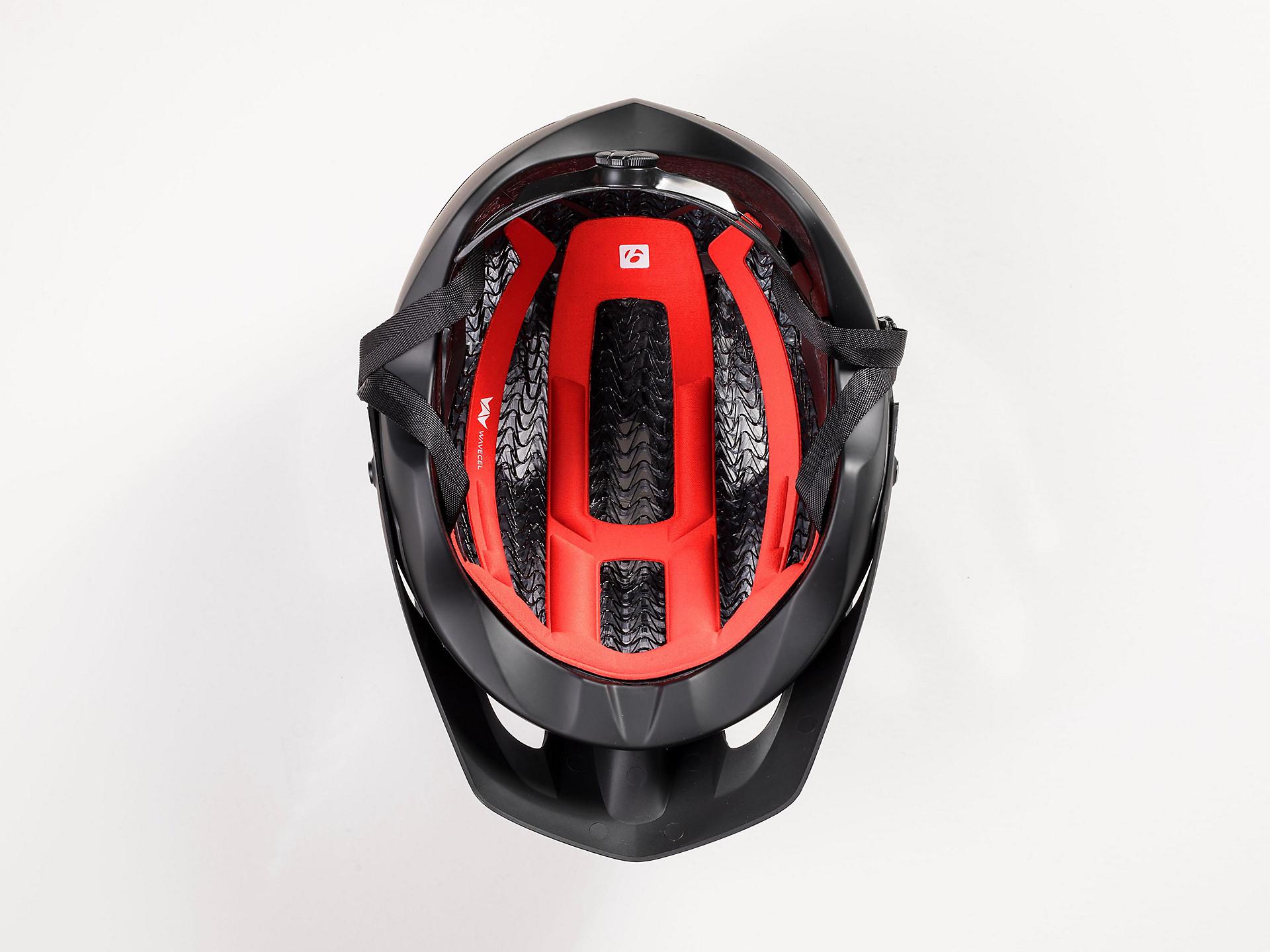 Bontrager Blaze Wavecel Mountain Bike Helmet Trek Bikes Nz