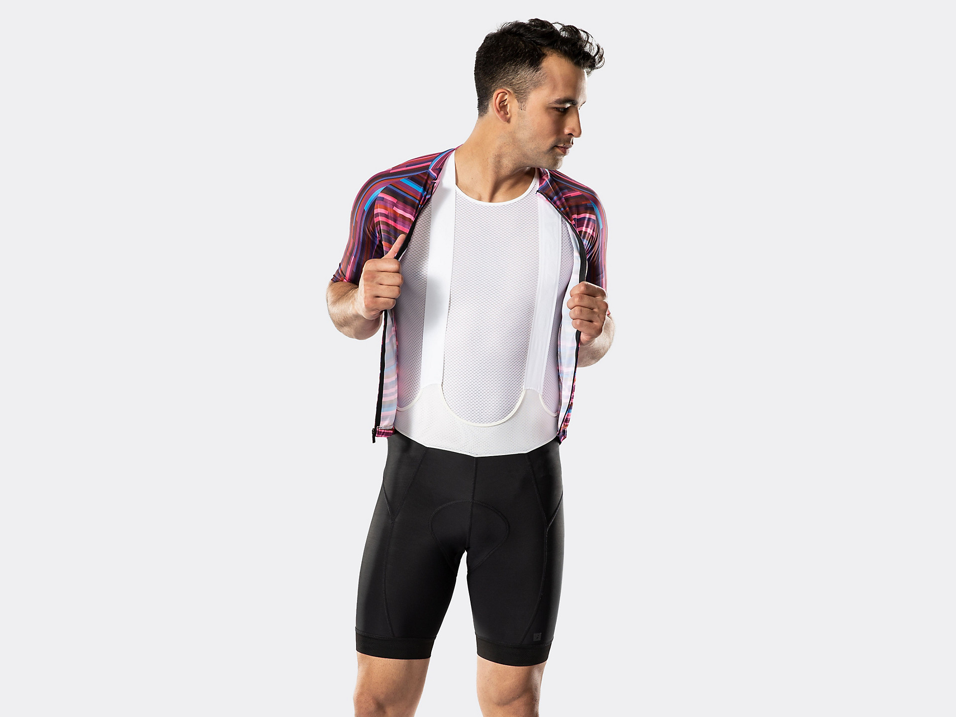 c4bece728dfc3 Bontrager Circuit Bib Cycling Short. Overview  Features  Tech specs  Sizing    fit  Reviews  FAQs  Buy. Prev Next