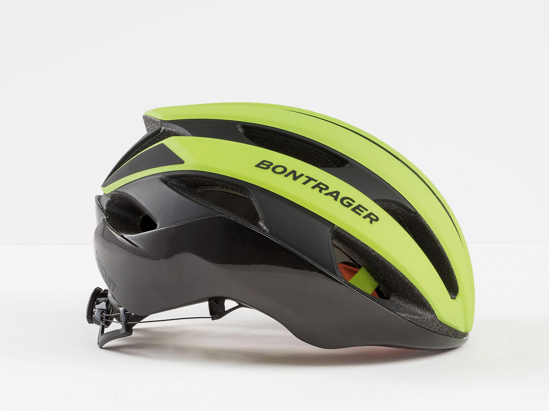 Bontrager Circuit MIPS Cycling Helmet yellow greenish