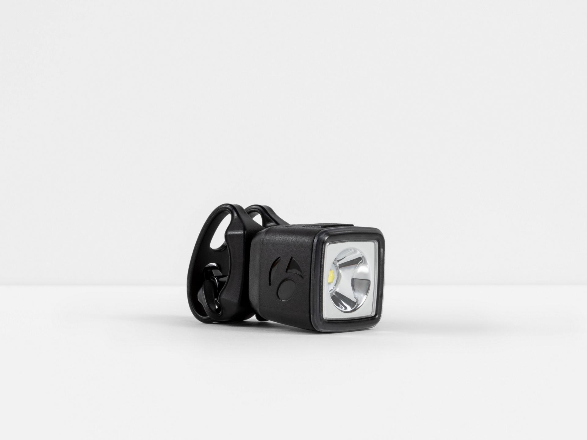 Luz delantera de ciclismo Bontrager Ion 100 R black