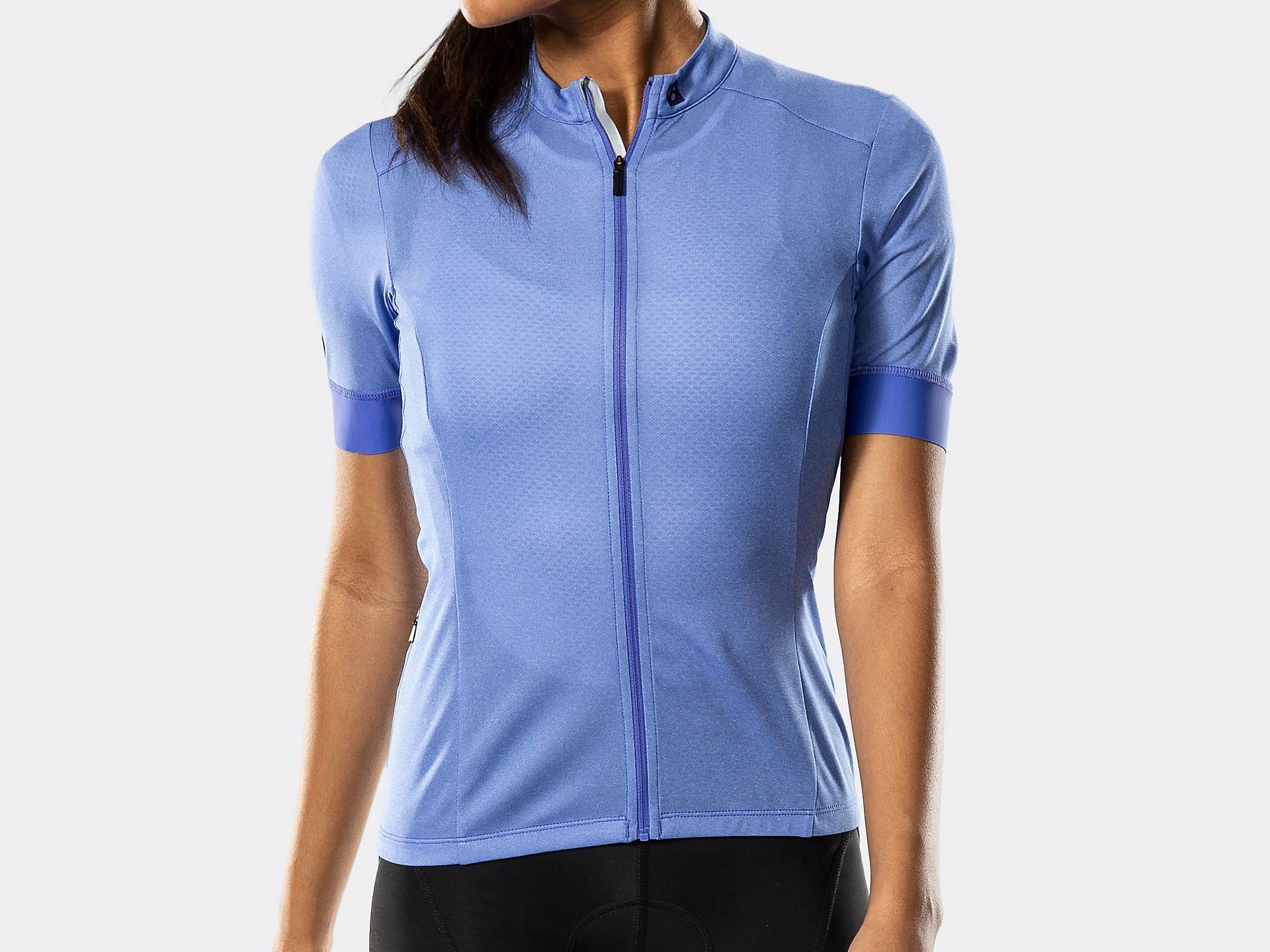5b114f39fb Camiseta feminina de ciclismo Meraj Bontrager