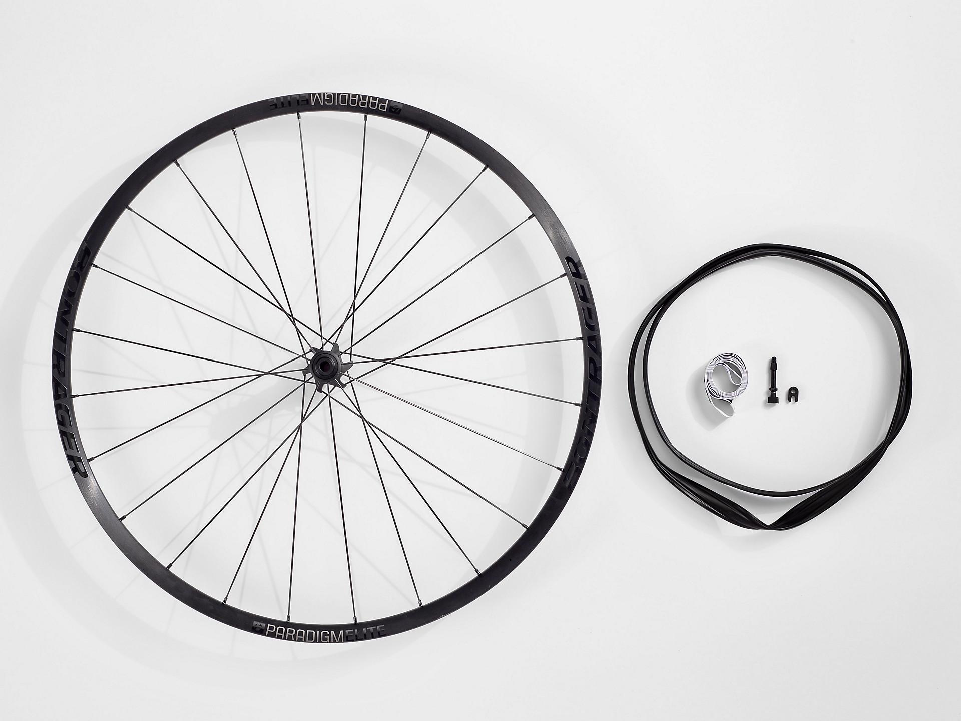 Bontrager Paradigm Elite TLR Disc Road Wheel set