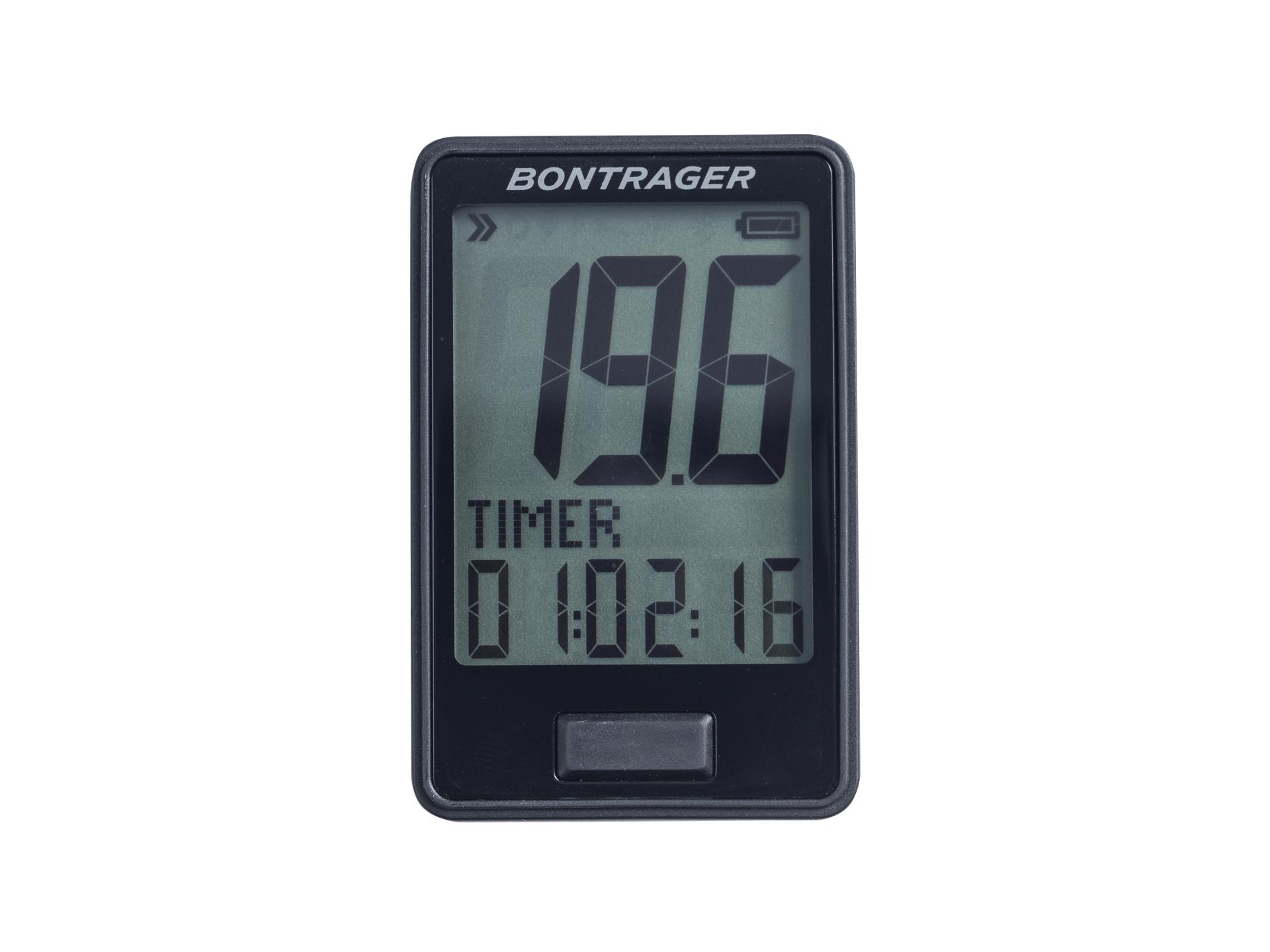 Bontrager RIDEtime Bike Computer