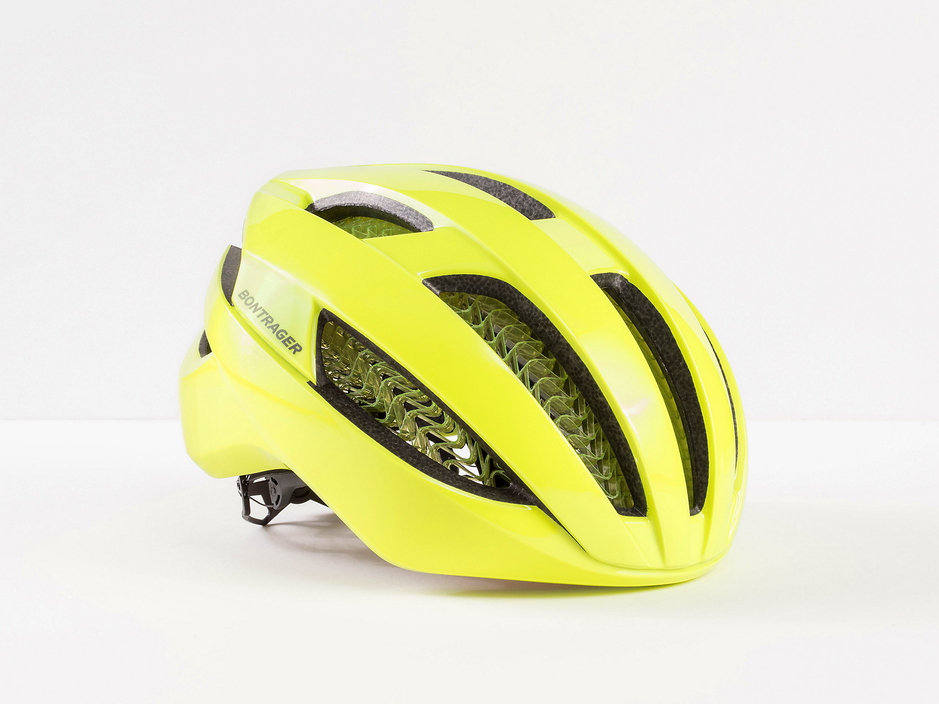 bontrager helmet with wavecel interior