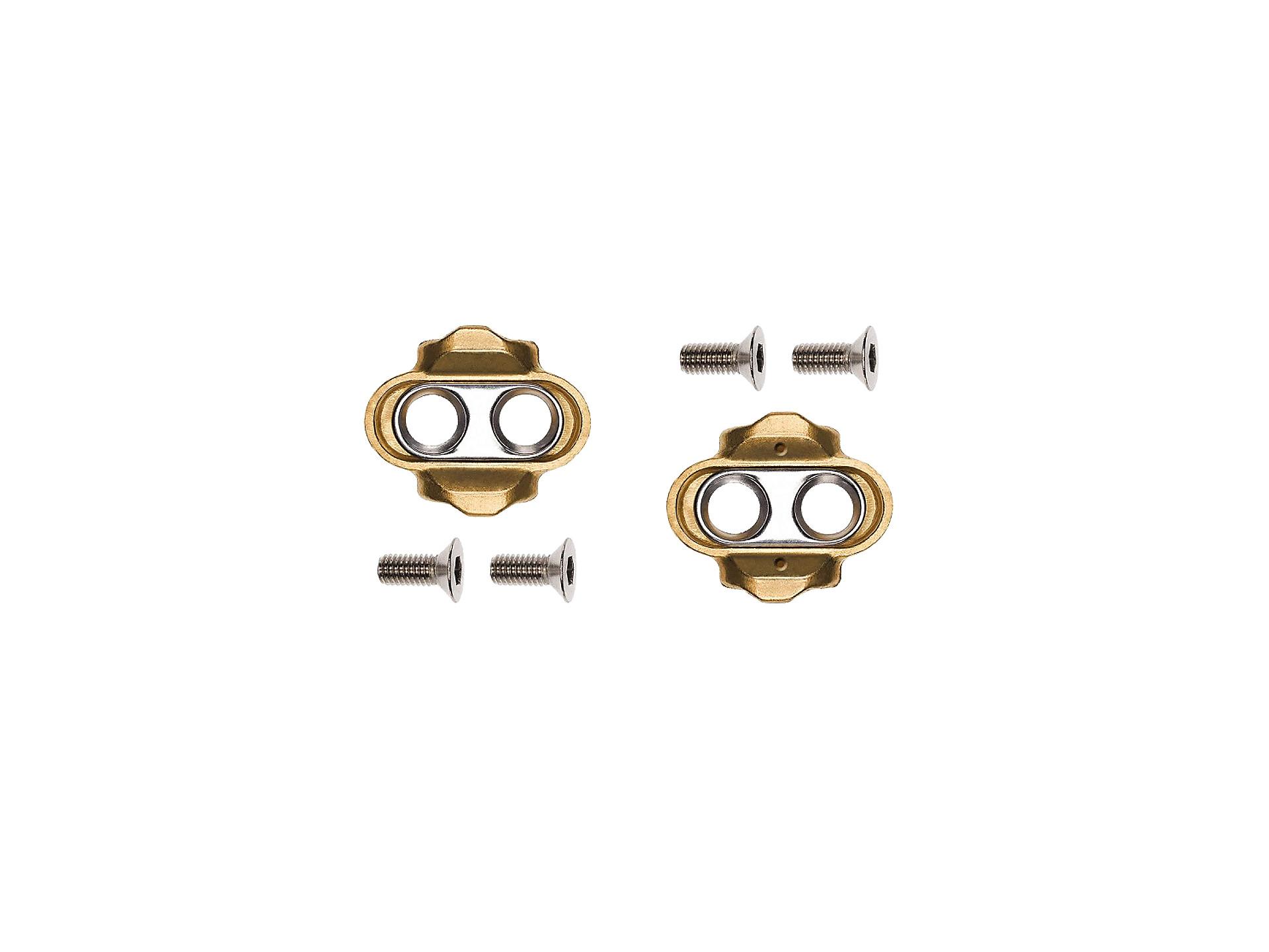 62871140e Crankbrothers Premium Brass Cleats