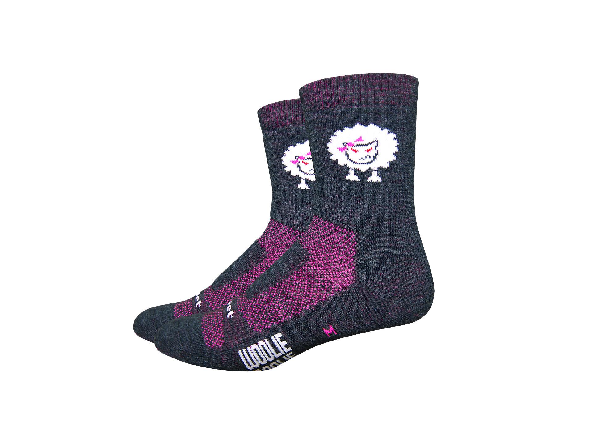 defeet woolie boolie cycling socks