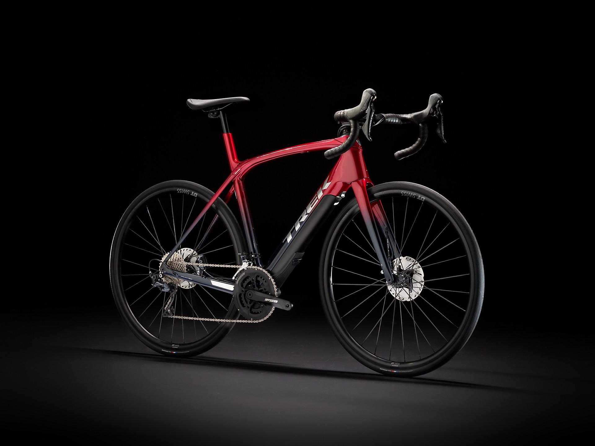 Trek Domain + LT E-bike
