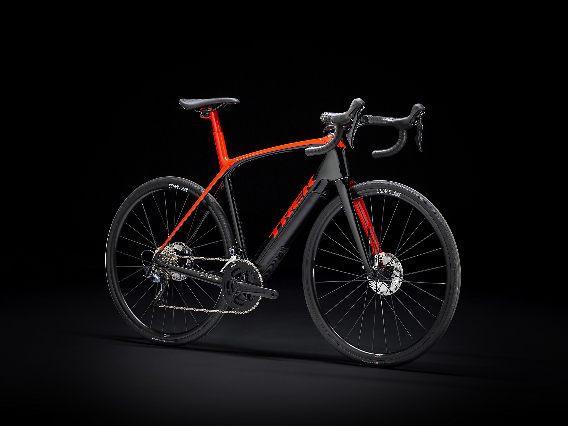 Domane+ LT red_black