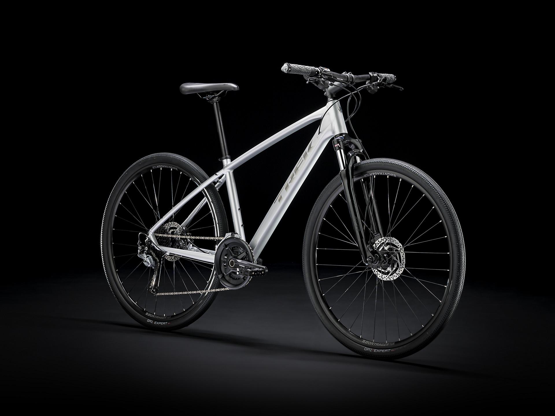 Trek Dual Sport 3 Hybrid Bikes