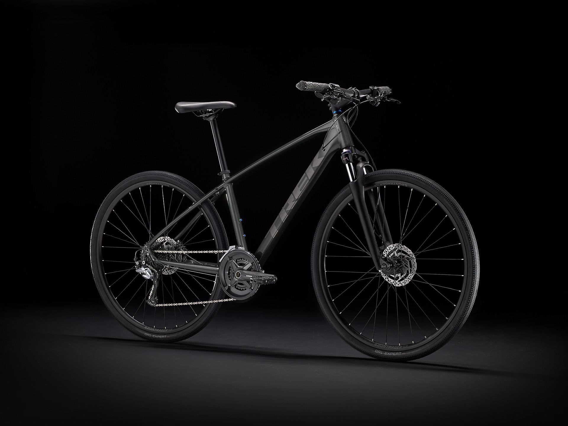 Trek Dual Sport 3 Hybrid Bike