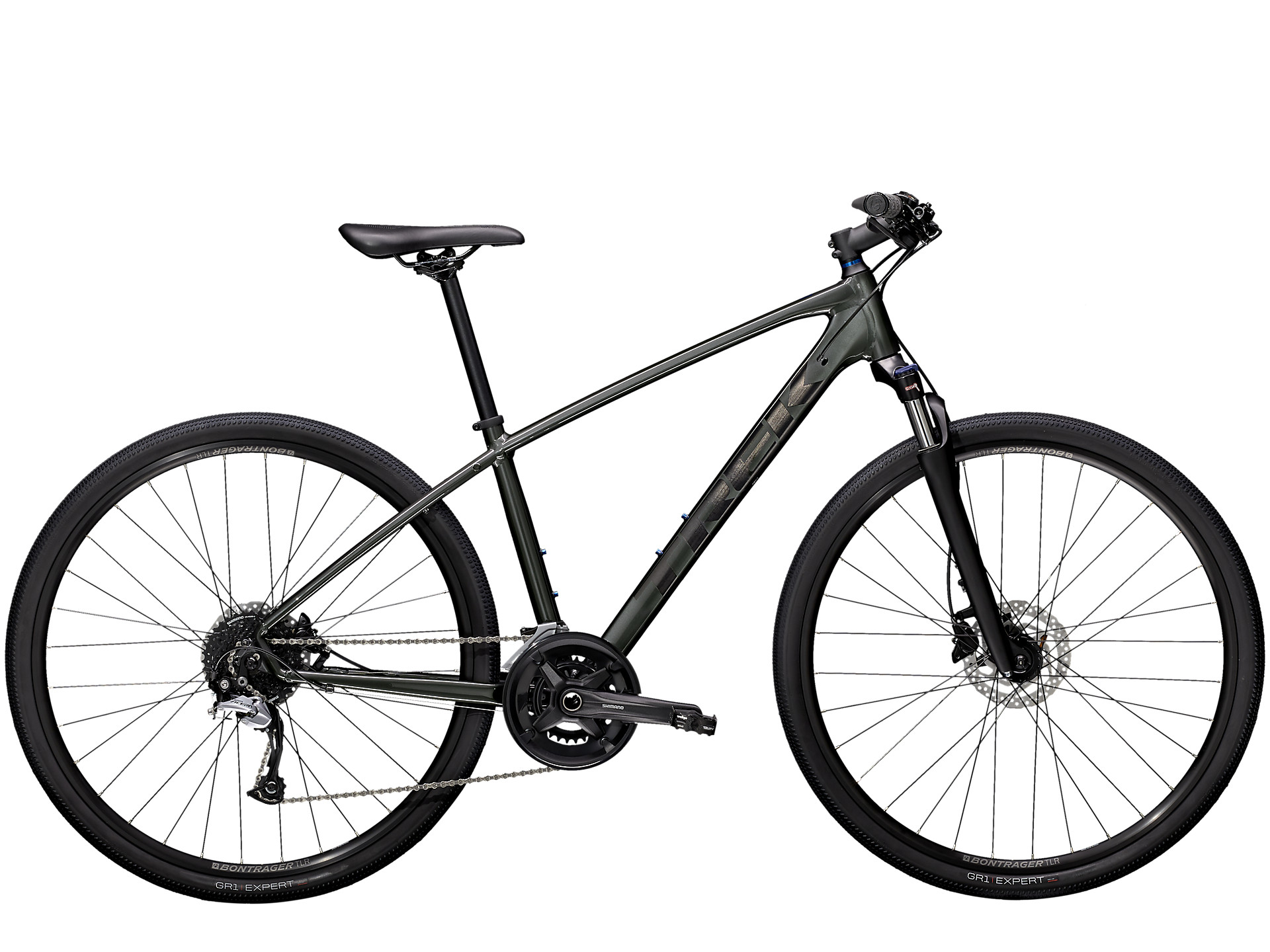 side facing trek dual sport 3