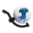 Electra Jellyfish Domed Linear Bell - Pearl