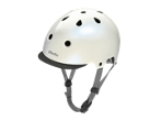 Electra Solid Color Bike Helmet - Pearl White