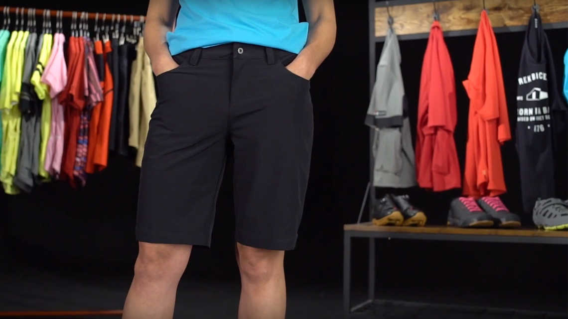 Evoke Women's Mountain Short Product Overview