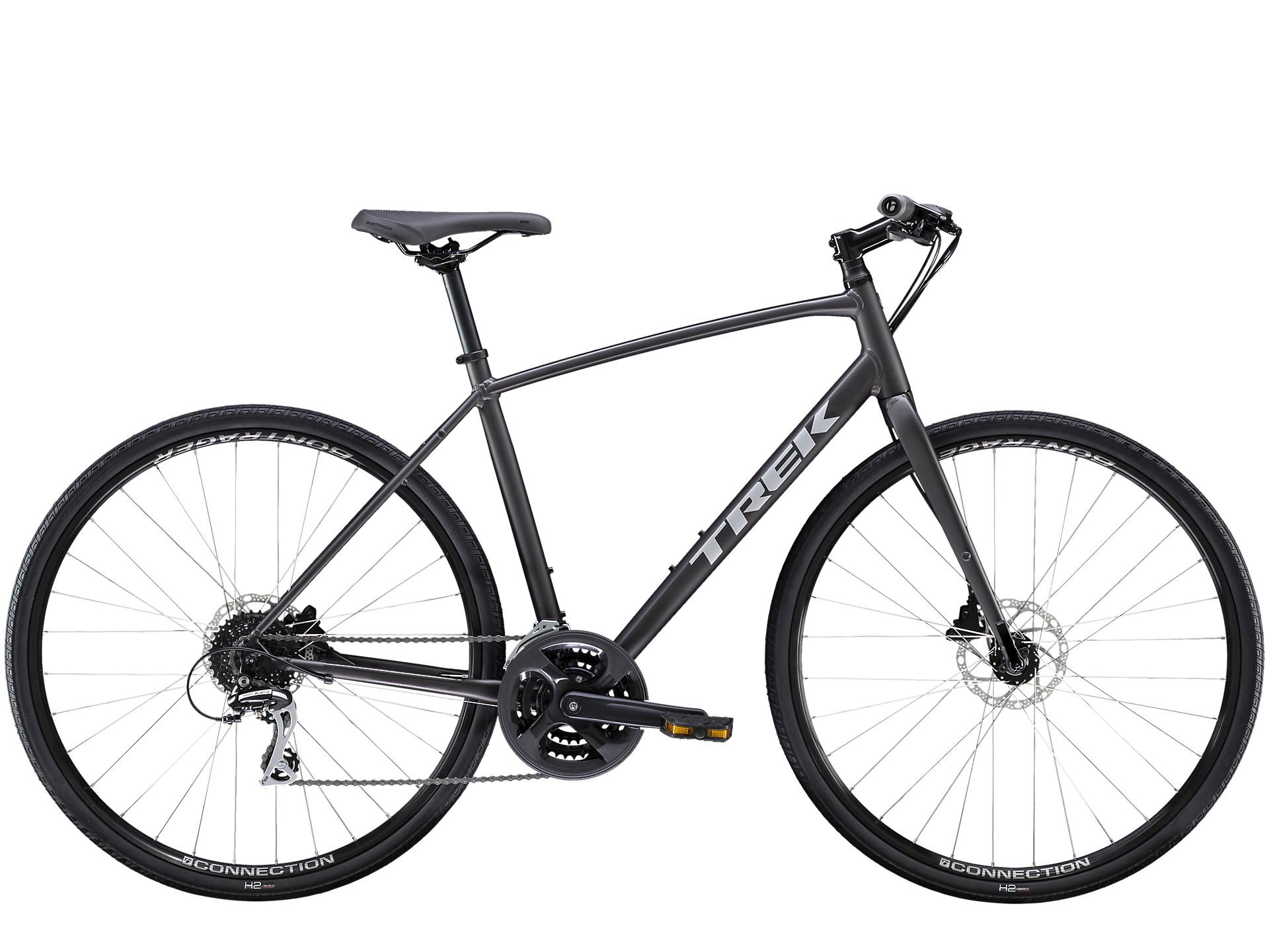 Trek FX 2 Disc Hybrid Bikes