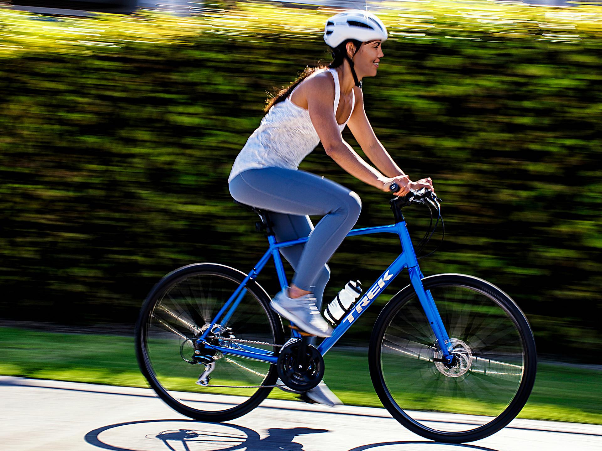 Trek Fx 2 Womens Hybrid City Bike 2019 Green 350 00