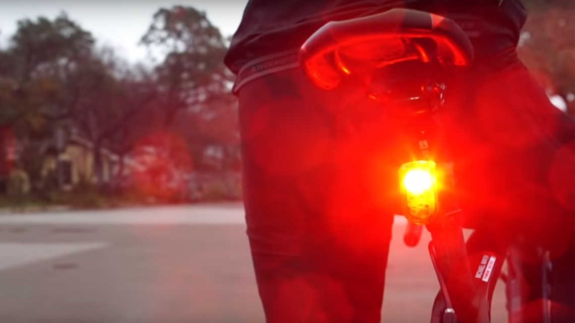 Bontrager Flare R Rear Bike Light Trek Bikes