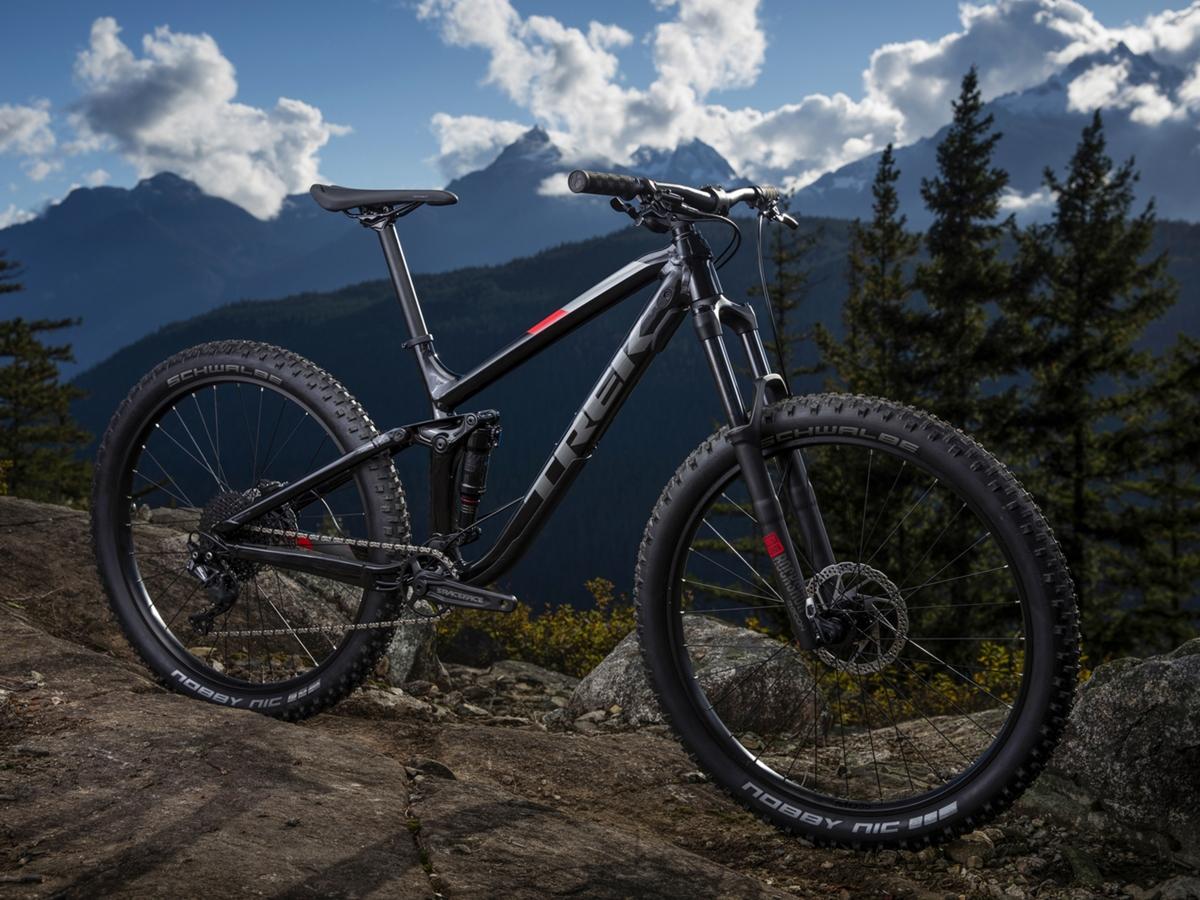 Fuel Ex 5 Plus Trek Bikes Ine