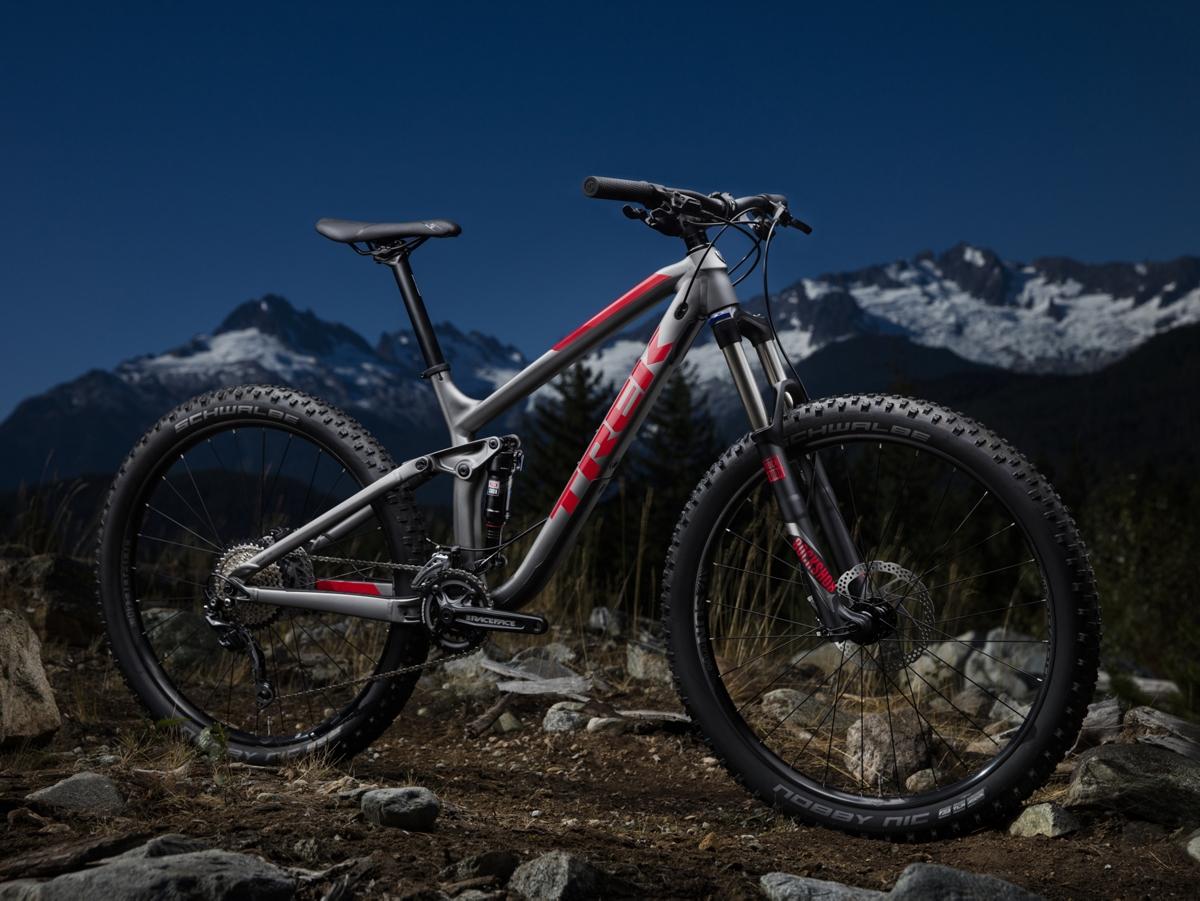 Fuel EX 5 27.5 Plus | Trek Bikes (AT)