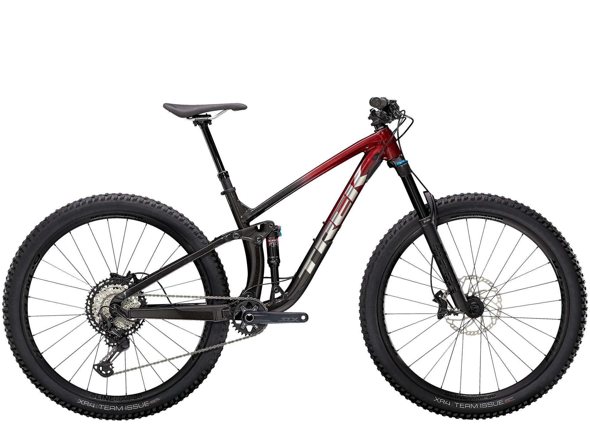 Trek aluminum mountain bike
