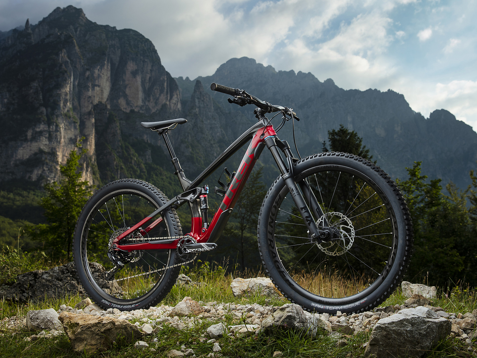 Fuel EX 9.8 Trail Mountain Bike
