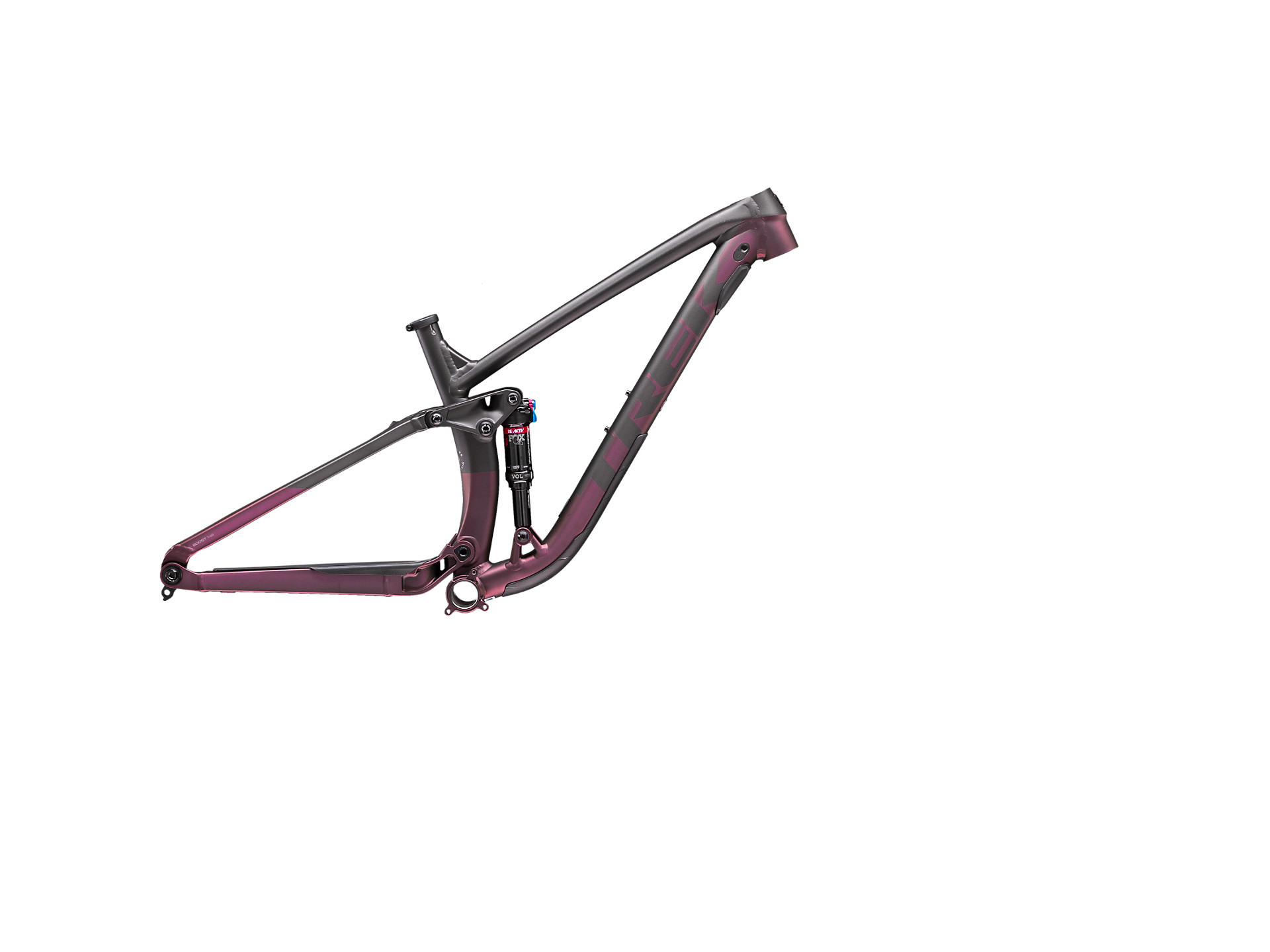 aluminum bicycle frame dual suspension